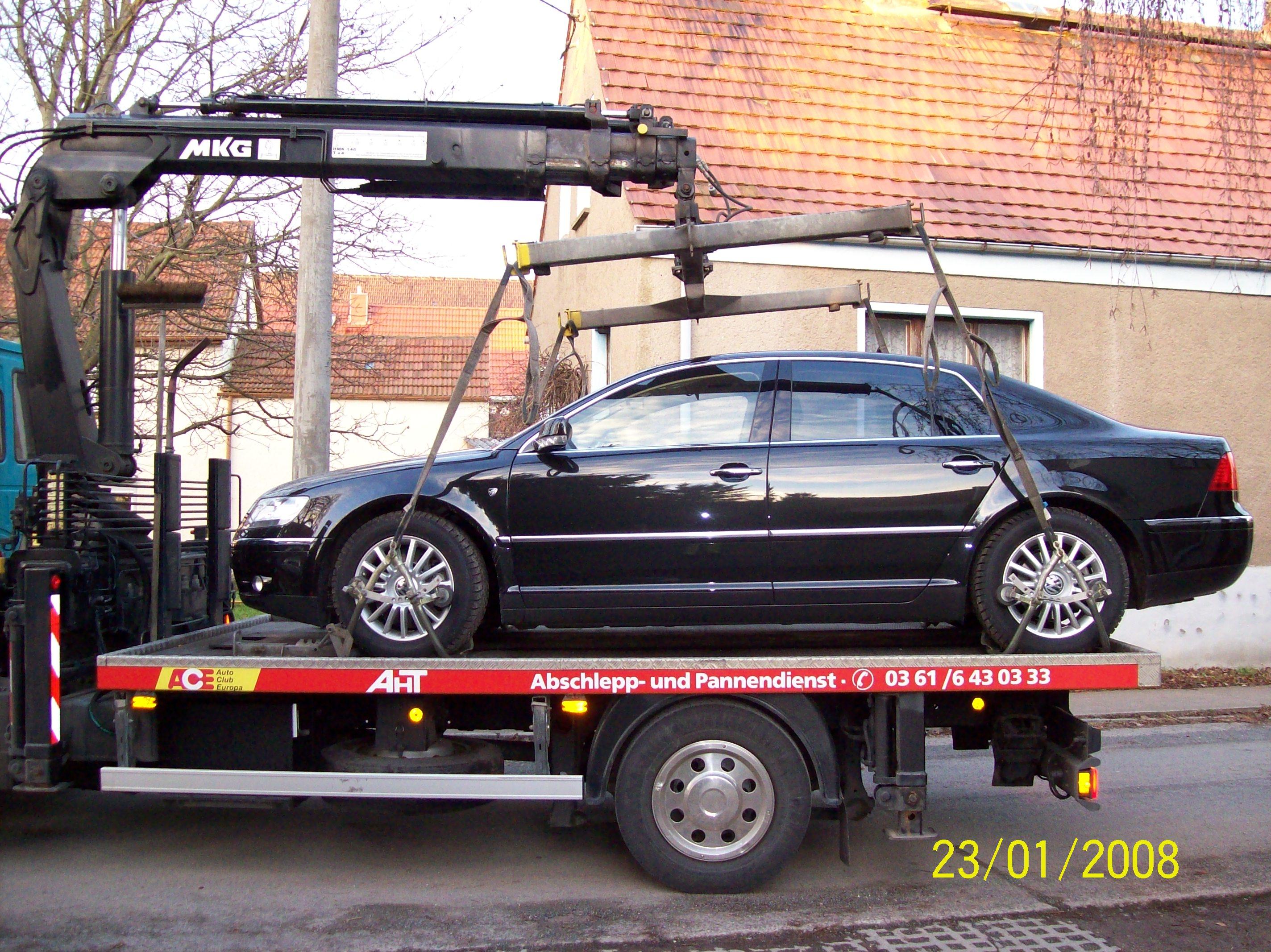 Autohilfe Thüringen Abschleppdienst