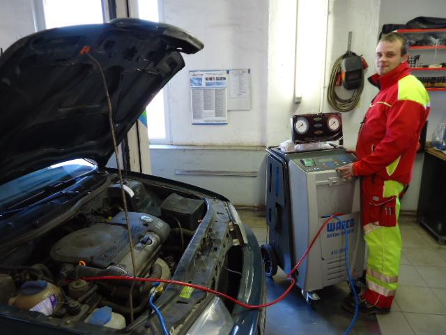 Autohilfe Thüringen Klimaservice