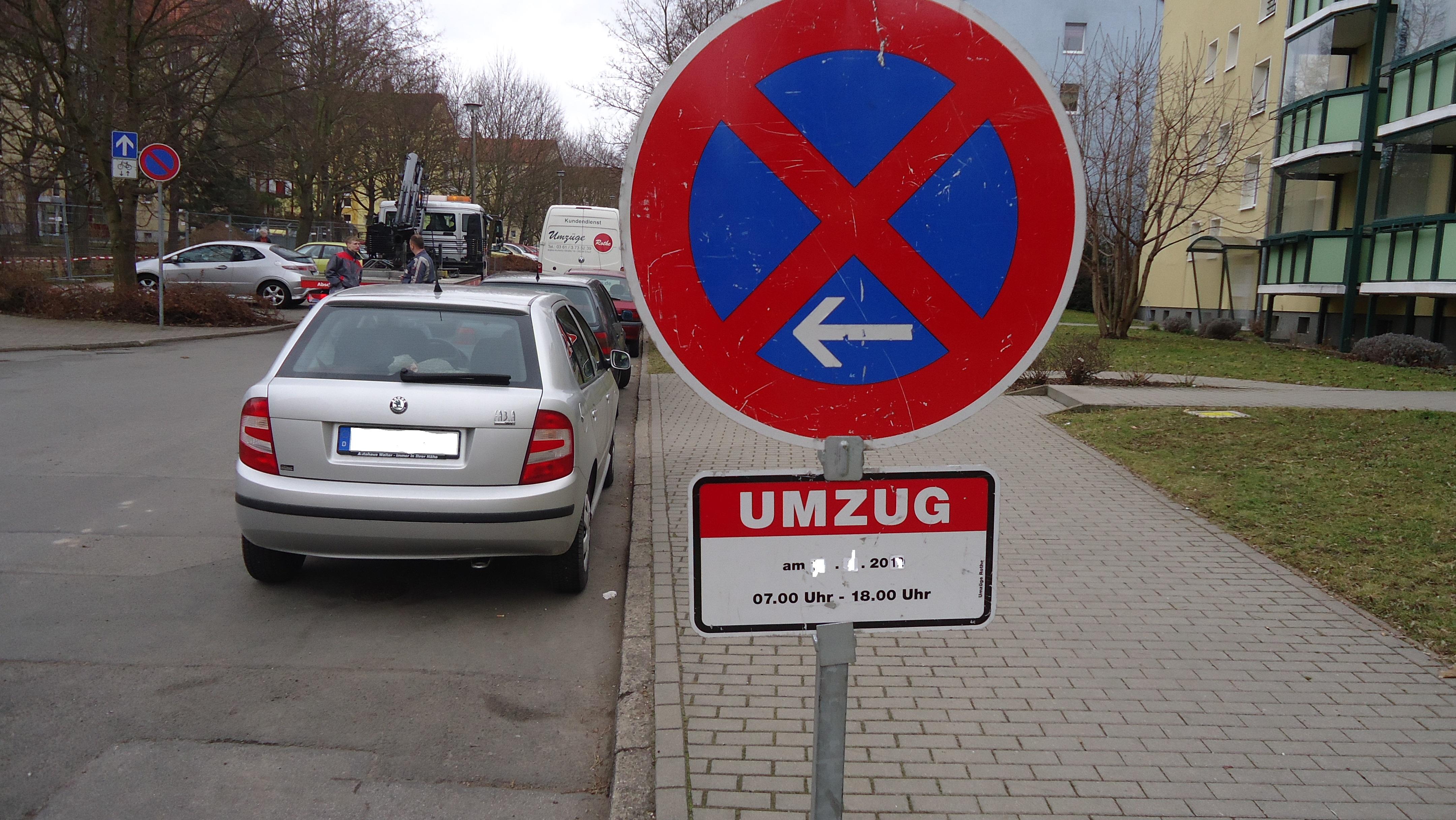 Autohilfe Thüringen Falschparker-Service
